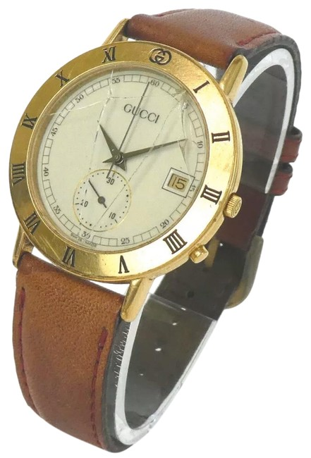 Item - Brown/ Gold Ladies Watch