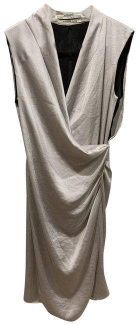 Item - Opal Grey Ariana Mid-length Night Out Dress Size 2 (XS)