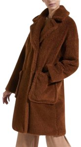 Max Mara Fur Coat