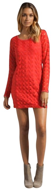 Preload https://img-static.tradesy.com/item/26380142/free-people-red-long-sleeve-short-night-out-dress-size-0-xs-0-4-650-650.jpg