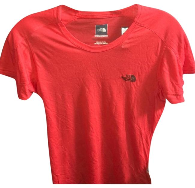 Item - Red W Pantoll Activewear Top Size 4 (S)