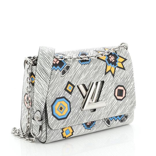 Louis Vuitton Leather Cross Body Bag Image 2