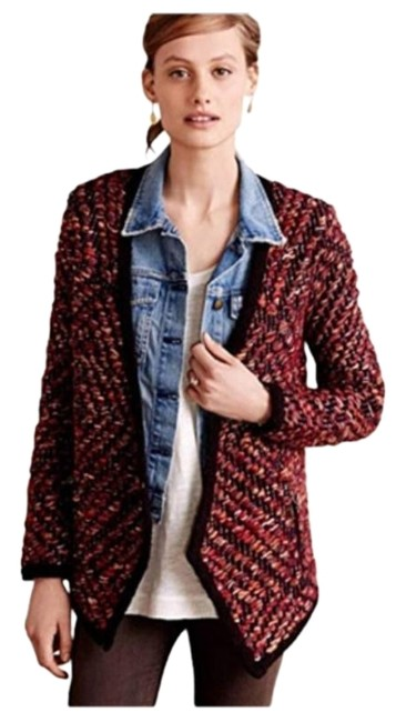 Preload https://img-static.tradesy.com/item/26380445/anthropologie-purple-red-moth-keavy-jacquard-sweater-jacket-chunky-knit-cardigan-size-6-s-0-1-650-650.jpg