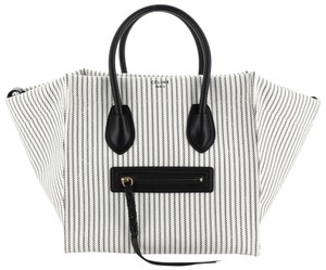 Céline Canvas Shoulder Bag