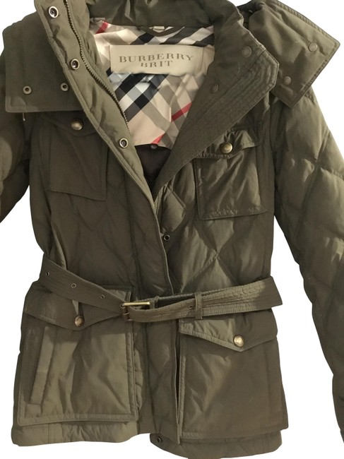 Item - Dark Olive Field Coat Size 2 (XS)