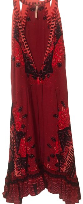 Item - Red Blouse Size 2 (XS)