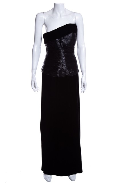 Preload https://img-static.tradesy.com/item/26380948/givenchy-black-velvet-gown-long-night-out-dress-size-2-xs-0-0-650-650.jpg