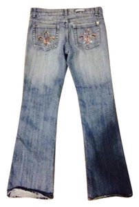 Rock & Republic Boot Cut Jeans-Medium Wash