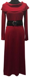 Bordeaux Maxi Dress by Lennie by Nina Leonard