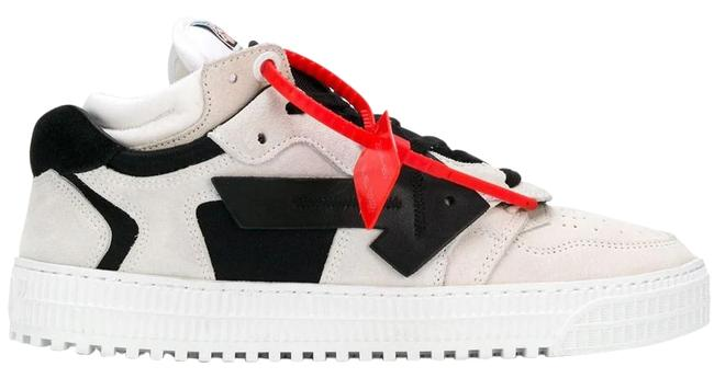 Off-White™ White Gr Off-white 3.0 Suede and Mesh Sneakers Size EU 35 (Approx. US 5) Regular (M, B) Off-White™ White Gr Off-white 3.0 Suede and Mesh Sneakers Size EU 35 (Approx. US 5) Regular (M, B) Image 1