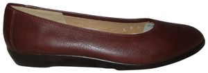 Rockport Leather Wedge Narrow Onm002 brown Flats