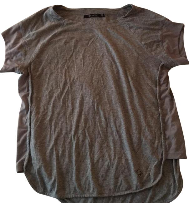 Item - Grey Activewear Top Size 8 (M)