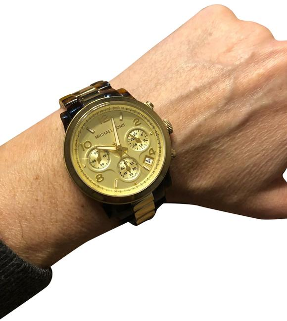 Item - Gold Tortoise and Women's Watch