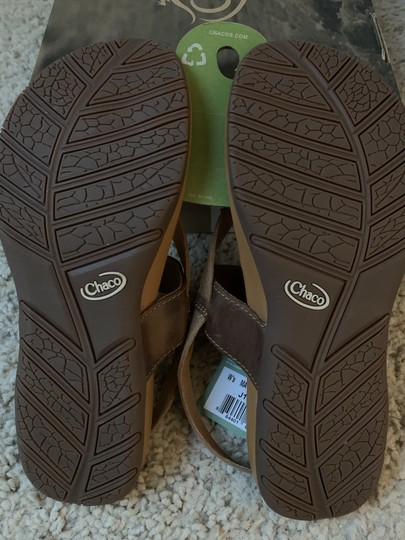 Chaco New Never Worn Sand Leather Sandals Image 3