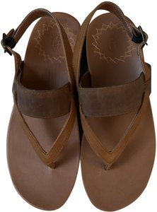 Chaco New Never Worn Brown leather Sandals