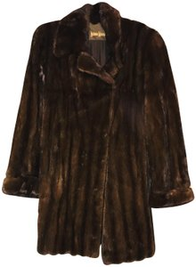 Valentino Fur Coat