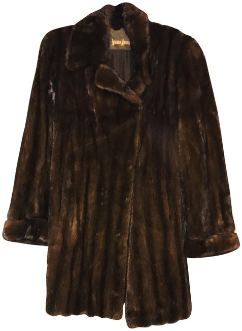 Preload https://img-static.tradesy.com/item/26384198/valentino-brown-mink-coat-size-12-l-0-1-650-650.jpg