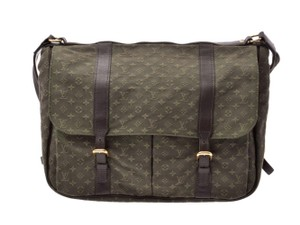 Louis Vuitton Diaper Baby Langer Maman Mamman Cross Body Bag