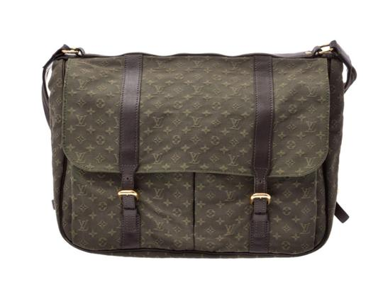Preload https://img-static.tradesy.com/item/26384393/louis-vuitton-sac-maman-871637-khaki-monogram-mini-lin-canvas-cross-body-bag-0-0-540-540.jpg
