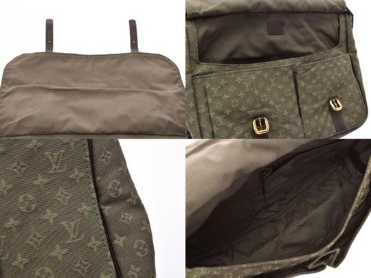 Louis Vuitton Diaper Baby Langer Maman Mamman Cross Body Bag Image 5
