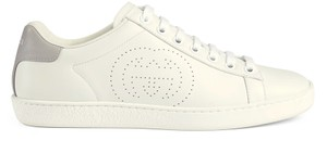 Gucci Ace Sneakers Leather White Athletic