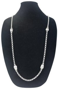 Barry Kieselstein-Cord Barry Kieselstein-Cord Sterling Silver Tuffy Turtle Necklace #25333