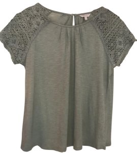 Lucky Brand Top green