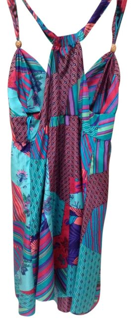 Preload https://item1.tradesy.com/images/guess-colorful-above-knee-cocktail-dress-size-10-m-263880-0-0.jpg?width=400&height=650
