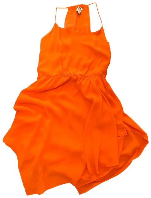 Item - Persimmon Mid-length Short Casual Dress Size 2 (XS)