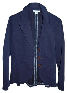 Coldwater Creek Riding Jacket Twill Blazer