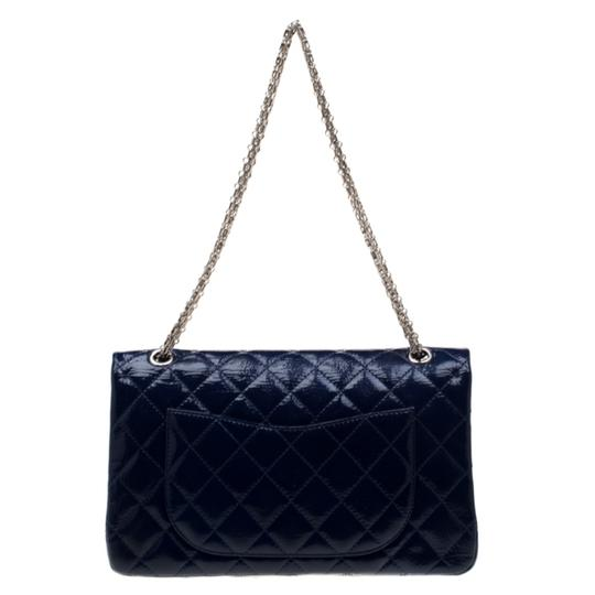 Chanel Quilted Patent Leather Shoulder Bag Image 1