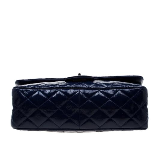 Chanel Quilted Patent Leather Shoulder Bag Image 4