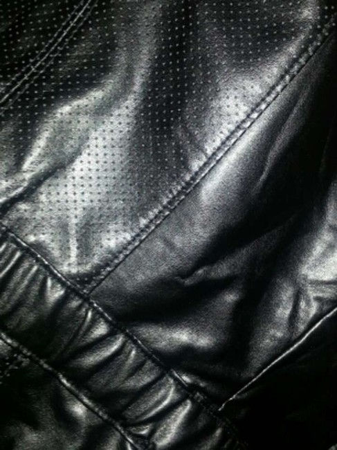A|X Armani Exchange Leather Vest