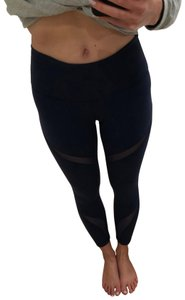 Lululemon lululemon navy mesh leggings