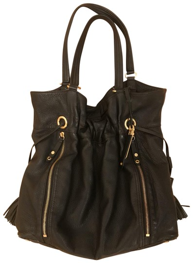 Preload https://img-static.tradesy.com/item/26389430/cole-haan-classic-black-leather-tote-0-2-540-540.jpg