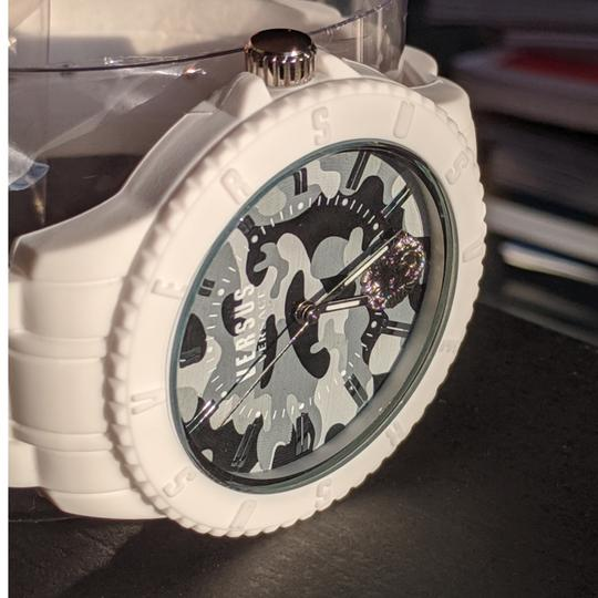 Versace Versace Camo White Watch New With Tags Image 1