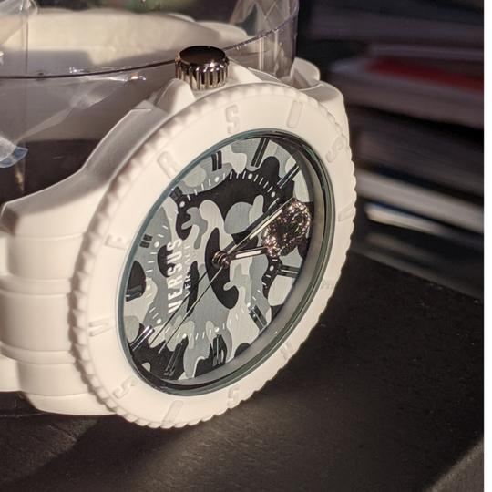 Versace Versace Camo White Watch New With Tags Image 2