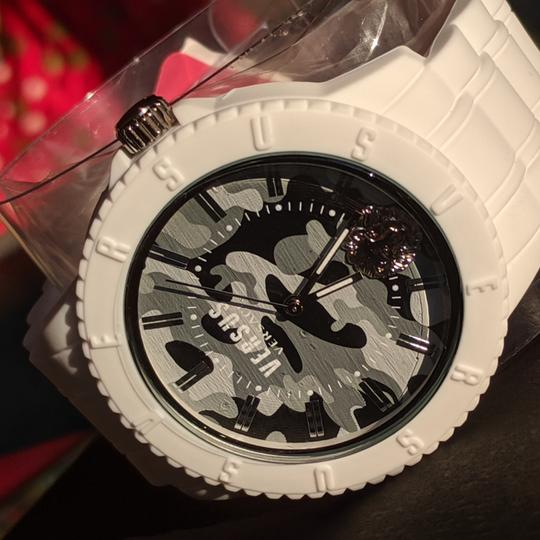 Versace Versace Camo White Watch New With Tags Image 3