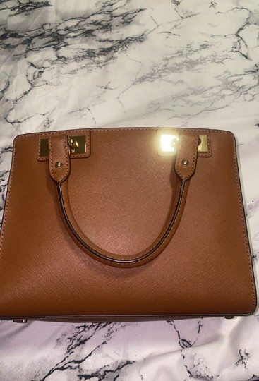 MICHAEL Michael Kors Satchel in brown Image 1