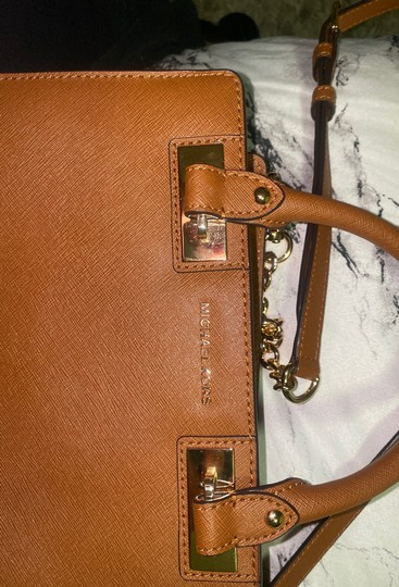 MICHAEL Michael Kors Satchel in brown Image 6