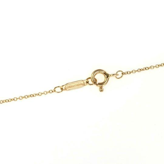 Tiffany & Co. Pearls 18k Yellow Gold Cross Pendant & Chain Image 4