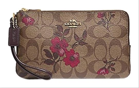 Preload https://img-static.tradesy.com/item/26389517/coach-double-zip-wallet-in-signature-wth-victorian-floral-f87729-multicolor-coated-canvas-wristlet-0-3-540-540.jpg