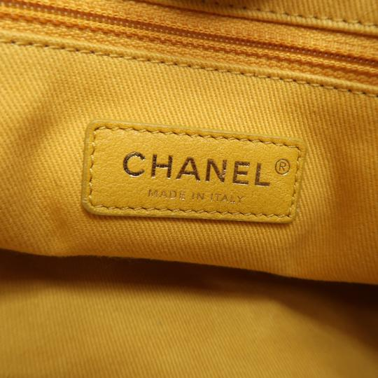 Chanel Deauville Tweed Small Shoulder Bag Image 10