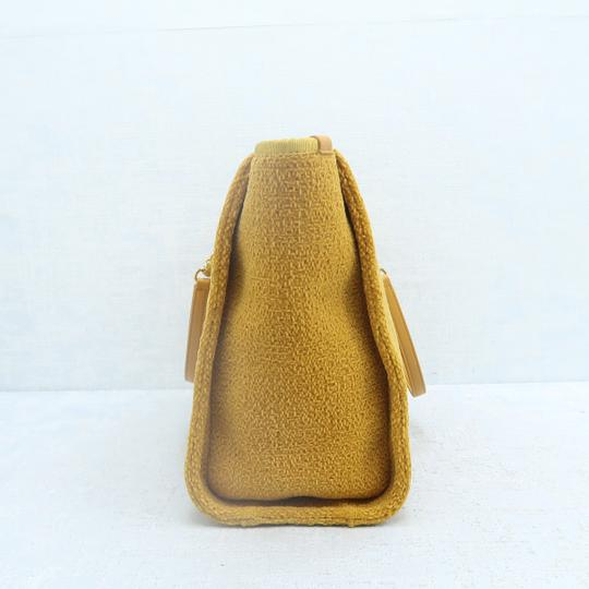 Chanel Deauville Tweed Small Shoulder Bag Image 3
