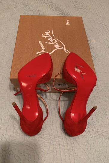 Christian Louboutin red Pumps Image 2