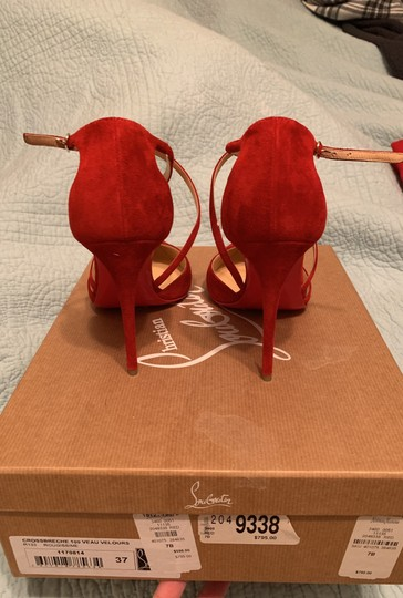 Christian Louboutin red Pumps Image 6