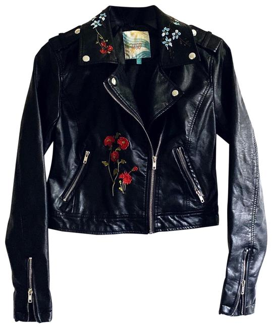 Preload https://img-static.tradesy.com/item/26389540/embroidered-flower-faux-jacket-size-4-s-0-2-650-650.jpg