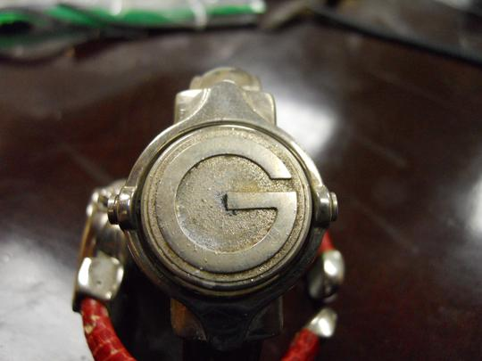 Gucci Women's Gucci Flip Dress Watch Model Keeps Accurate Time Image 2