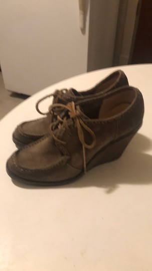 Frye taupe Boots Image 2