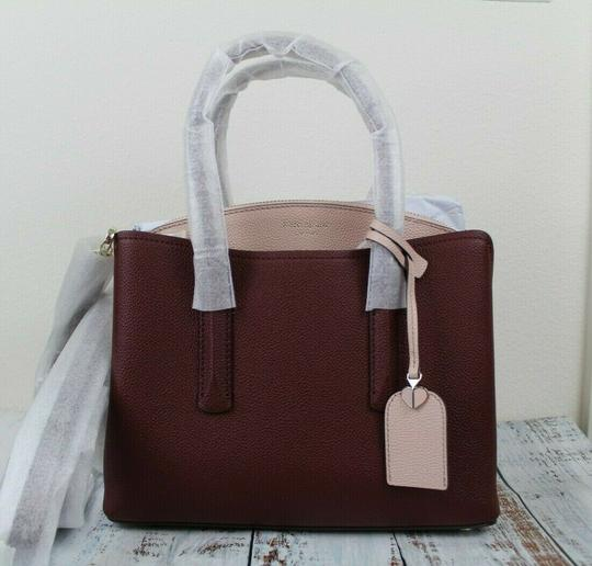 Kate Spade Satchel in Cherrywood Multi/Gold Image 6